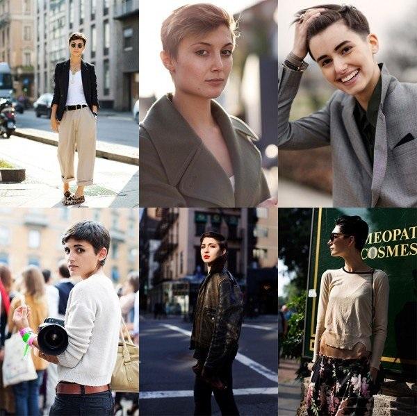 Модное сочетание стилей