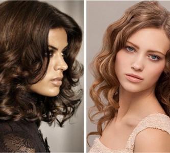 Правильный выбор стрижки для кудрявых волос