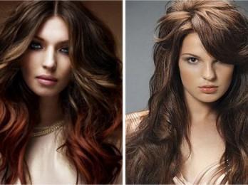 Варианты стрижек на длинные волосы с приданием объема