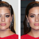 Брови для женщины с круглым лицом — форма и длина